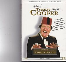 Tommy Cooper-The Best Of Volume 2  2 dvd boxset