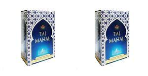 Taj Mahal Tea 2x 500g Darjeeling India Brand Brooke Bond Original Assam Chai FS