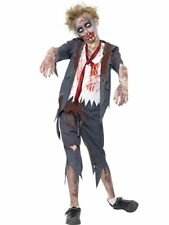 Zombie School Boy  - Child Costume Halloween Horror