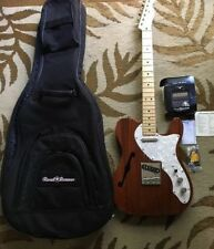Squier Telecaster Classic Vibe Thinline With Texas Special Pickups