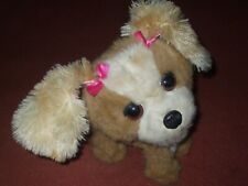 Fur Real Friends FRF Barking Bouncy Happy To See Me Dog Puppy Toy Pet