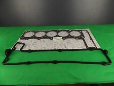 GENUINE SSANGYONG MUSSO SUV 5CYL 2.9L T/D HEAD GASKET + ROCKER COVER SET