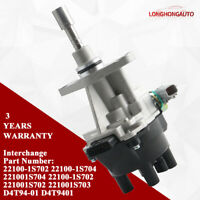 Ignition Distributor L4 For 96-97 Nissan Pickup Truck D21 Hardbody 2.4L