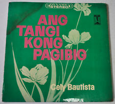 Philippines CELY BAUTISTA Ang Tangi Kong Pag-Ibig OPM LP Record