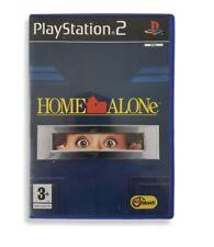 Solo En Casa Juego De Video Para Sony PlayStation 2 PS2 Pal probado