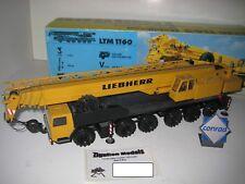 LIEBHERR LTM 1160 AUTOKRAN #2082.2 CONRAD 1:50 OVP