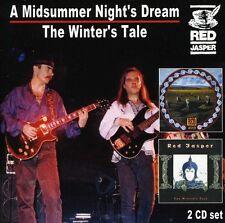 Midsummer Nights Dream/Winters Tale - Red Jasper (2012, CD NIEUW)2 DISC SET
