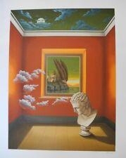Antonio Nunziante Serigrafia 'Il Grande Pensatore' - 87/140
