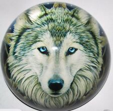 Nemesis Now Wolf Crystal Paperweight The Wild One By Lisa Parker
