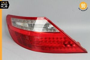 12-16 Mercedes R172 SLK350 SLK250 Tail Light Lamp Rear Left Side 1728200364 OEM