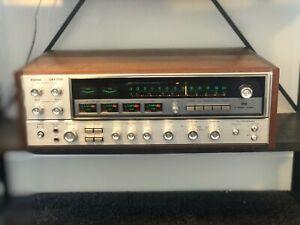 Vintage Sansui QRX-7500 Quad AM/FM Receiver-Near Mint, Cleaned, Tested