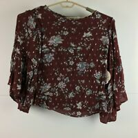 NWT Gypsies & Moondust Womens Top L