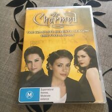 CHARMED DVD. THE COMPLETE SEVENTH SEASON. DISC FIVE AND SIX. 2 DISCS