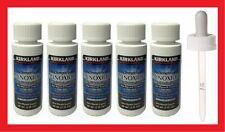 Kirkland Minoxidil 5% Extra Strength Men Hair Regrowth Solution 5 Months Supply