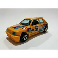 BURAGO Made IN Italy/Peugeot 205 Turbo 16 (Rally) Scale 1:43 / No Box MC45062