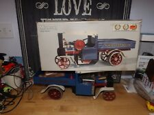 VINTAGE MAMOD SW1 S.W.1 LIVE STEAM WAGON ENGINE excellent  boxed BLUE