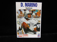 1992 Dan Marino Miami Dolphins NewSport French Card