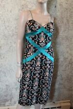 Nicole Miller Collection Sexy Silk Dress size 12