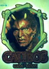 clash of the titans calibos scifi fantasy 80s vintage retro tshirt print, NOS