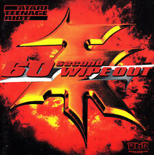 ATARI TEENAGE RIOT - 2 CD - 60 SECOND WIPE OUT