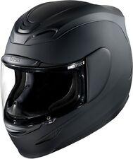 Icon Airmada Rubatone Helmet Black 3XL XXXL NEW