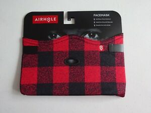 Airhole Standard Facemask NWT Hunting Ice Fishing Snowmobiling