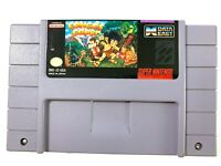 Congo's Caper - SNES Super Nintendo Game - Tested - Working - Authentic!
