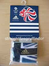 Official Adidas Olympics London 2012 Team GB Gold Sweatband NEW wristband