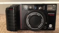 Minolta AF-Tele Camera Vintage 35mm Film, 38mm, 60mm Telephoto Lens Tested Work