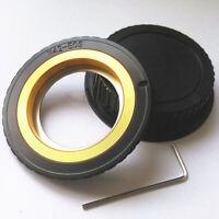 M42 Fotocamera Obiettivo Anello Adattatore Cover Protezione per Canon EOS Ef