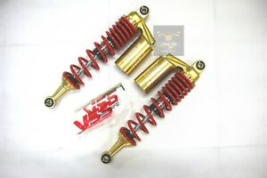 Shock Yss For Honda Monkey 125 2018 2019 2020 Adjustable Suspension Gas Red Gold