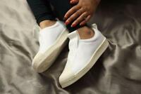 ADIDAS SUPERSTAR BW SLIP-ON WHITE WOMENS TRAINERS SIZE UK 7.5 EUR 41 1/3 BY9139