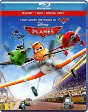 Disney's Planes (Blu-ray/DVD, 2013, 2-Disc Set)