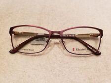 522f5e88985 Elizabeth Arden EA 1186 2 Eyeglass frames Pink Gold 54 16 135 New