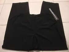 NWT Women's NORTON MCNAUGHTON black Career CL pants, 6