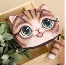 1pcs Lonely Cat Money Bag Wallet gift for kids birthday present party present