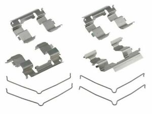 For 1991-1992 Yugo Cabrio Brake Hardware Kit Front Raybestos 23337RB R-Line