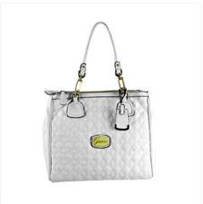 white guess purse