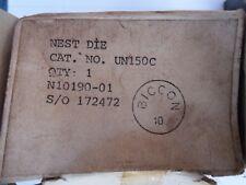 Hydraulic Crimper die Cembre BICC Burndy UN150C 150mm  Nest die