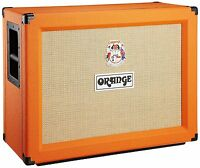 "Orange PPC212-OB 2x12"" 120W Open Back Extension Cabinet 16-ohm - Orange - NEW"
