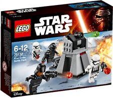 lego star wars lot 75132 / Battle paquet épisode 7 Villains