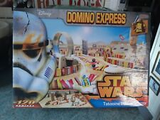 Disney Star Wars Dominoes Express Game Tatooine Podrace Boxed
