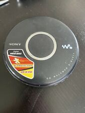 Sony CD Walkman D-EJ011 portable cd player tested