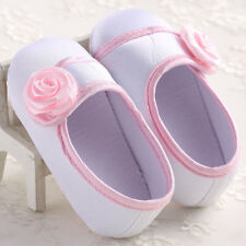 Baby Kids Girls Ballet Shoes Warm Sneaker Soft Sole Toddler Shoes US Size 4  Y*