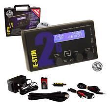 E-Stim il Pacchetto visibilità Plus 2B ST DIGITALE POWER BOX + ALIMENTATORE + REMOTO PC LINK 17 modalità di uscita 2