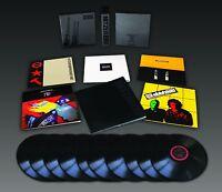 NITZER EBB The Box Set 1982-2010 10 X LP Black Vinyl EXPANDED EDITION