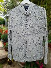 Element WIND WATER FIRE EARTH 100% cotton shirt size Small
