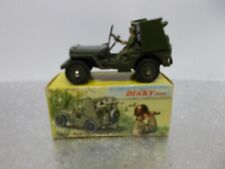 french dinky 828 jeep ss10 missle launcher 1964 boxed