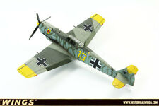 1:48 Pro Built Airplane Model Luftwaffe Fighter Bf109 E-4 Battle of Britain