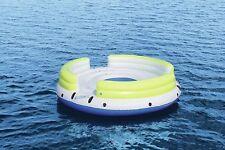 Isola galleggiante gioco mare piscina 6 persone ø 328 cm Bestway 43135